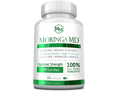 Approved Science Moringa MD Review - For Health & Well-Being
