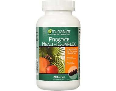 TruNature Prostate Health Complex Review - For Supporting A Healthy Prostate