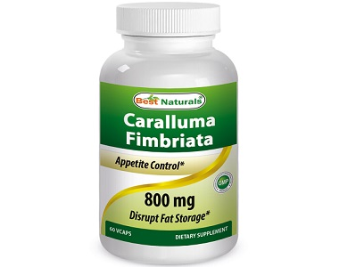 Best Naturals Caralluma Fimbriata Review - For Weight Loss