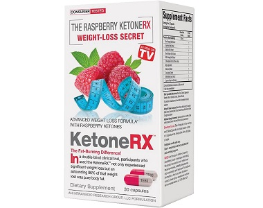KetoneRX Advanced Weight Loss Formula Review