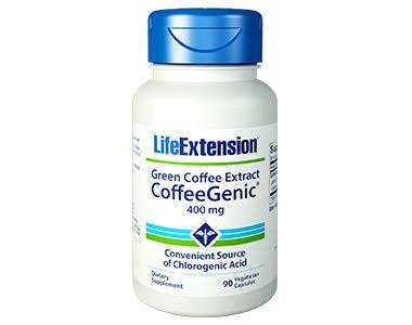 Life Extension CoffeeGenic Extract Review