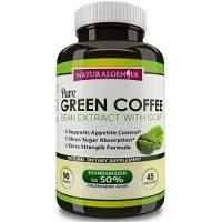 Natural Genius Pure Green Coffee