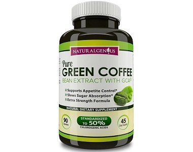 Natural Genius Pure Green Coffee Review