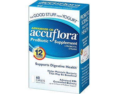 Accuflora Advanced CD Probiotic Review