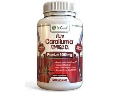BioGanix Pure Caralluma FimbriataReview - For Weight Loss