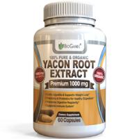 BioGanix Yacon Root Syrup Extract