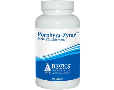 Biotics Research Porphyra Zyme Review - For Relief From Constipation