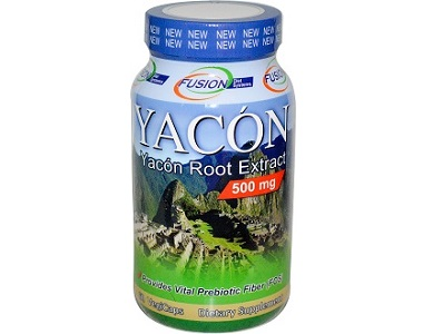 Fusion Diet Systems Yacon Root Extract Review