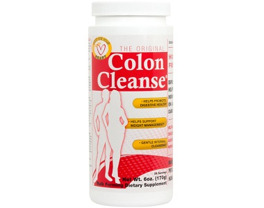 Health Plus Inc. The Original Colon CleanseReview - For Improved Digestion and Colon Function