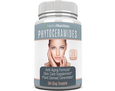 Herbal Nutrition Phytoceramides Review - For Anti Aging