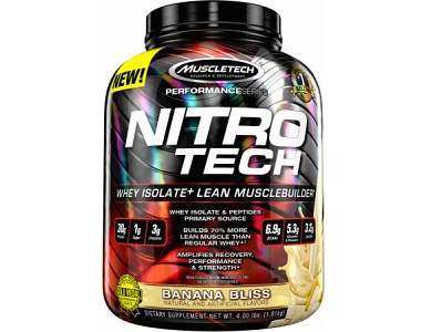MuscleTech Nitro-Tech Review - For Muscle Building And Heart Health