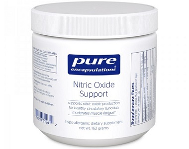Pure Encapsulations Nitric Oxide Support Review