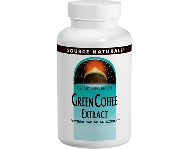 Source Naturals Green Coffee Extract Review