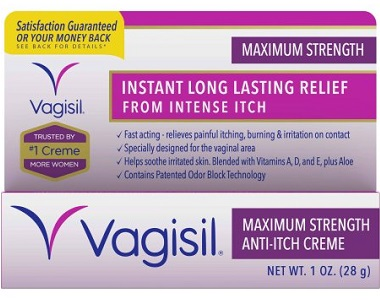 Vagisil Anti-Itch Vaginal Creme Review