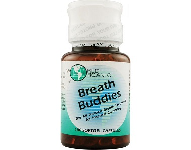 World Organic Breath Buddies Review - For Bad Breath And Body Odor
