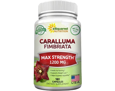 aSquared Nutrition Caralluma FimbriataReview - For Weight Loss