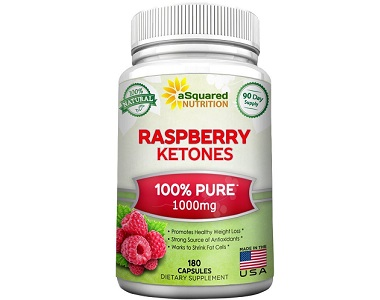 aSquared Nutrition Pure Raspberry Ketones Review