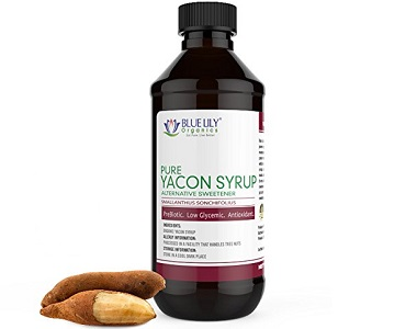 Blue Lily Organics Pure Yacon Syrup Review
