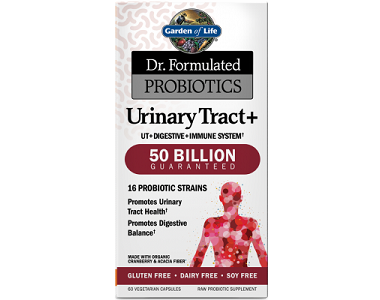 Garden of Life Dr. Formulated Probiotics Urinary Tract+ 50 Billion CFU Review