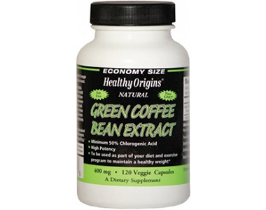Healthy Origins Green Coffee Bean Extract Review