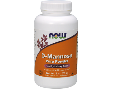NOW D-Mannose Powder Review