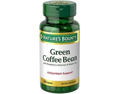 Nature's Bounty Green Coffee Bean Review