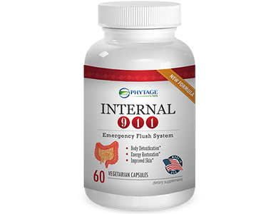 Phytage Internal 911 Review - For Improved Digestion and Colon Function