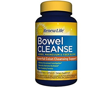 Renew Life Organic Bowel Cleanse Review - For Improved Digestion And Liver Function