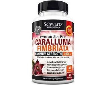 Schwartz Bioresearch Caralluma Fimbriata Review - For Weight Loss