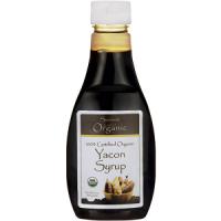Swanson 100% Certified Organic Yacon Syrup