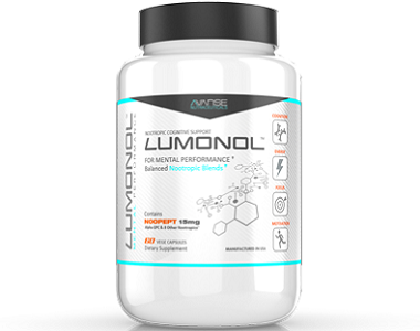 Avanse Nutraceuticals Lumonol Review - For Improved Brain Function And Cognitive Support