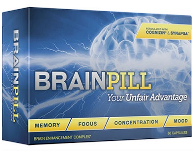 Brain Pill Review - For Improved Brain Function And Cognitive Support