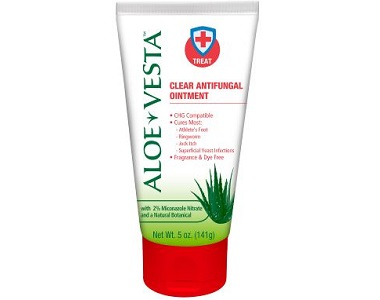 ConvaTec Aloe Vesta Antifungal Ointment For Ringworm Review