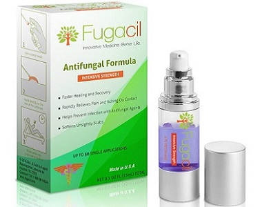 Fugacil Anti-fungal Formula Review - For Relief From Ringworm