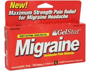 GelStat Migraine Review