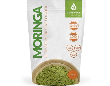 Green Virgin Moringa Review - For Health & Well-Being