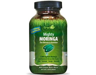 Irwin Naturals Mighty Moringa Review - For Health & Well-Being