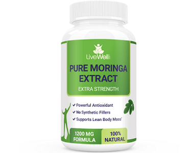 LiveWell Labs Pure Moringa Extract Review - For Health & Well-Being