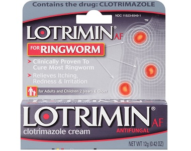 Lotrimin AF Ringworm Cream Review - For Relief From Ringworm