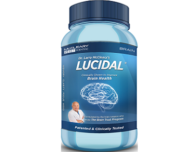 McCleary Scientific Lucidal Review - For Improved Brain Function And Cognitive Support