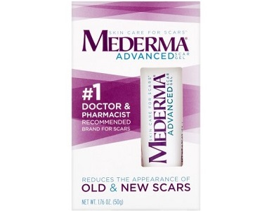 Mederma Advanced Scar Gel Review - for the treatment of scars and dark marks
