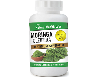 Natural Health Labs Moringa Oleifera Review - For Health & Well-Being