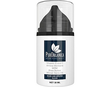 PurOrganica Scar Cream Review - for the removal of scars and dark marks