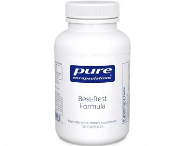 Pure Encapsulations Best-Rest Formula Review