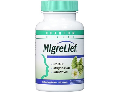 Quantum Health Migrelief Review - For Symptomatic Relief From Migraines