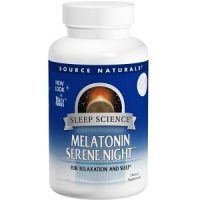 Source Naturals Melatonin Serene Night