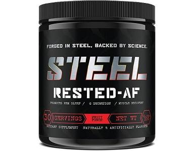 Steel Supplements Rested-AF Review