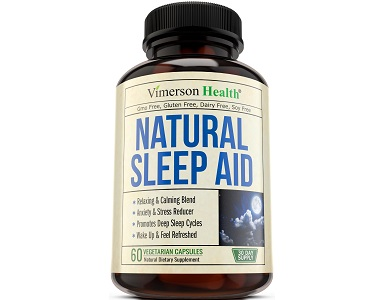 Vimerson Health Natural Sleep Aid Review