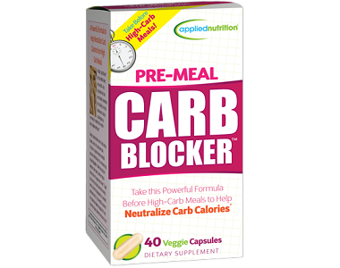 Applied Nutrition Pre-Meal Carb Blocker Review - For Weight Loss