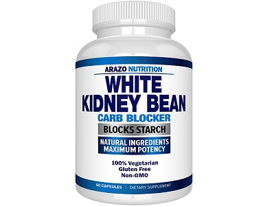 Arazo Nutrition White Kidney Bean Extract Review - For Weight Loss